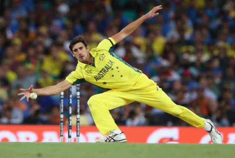 Mitchell Starc breaks Saqlain Mushtaq's record for fastest 100 ODI wickets
