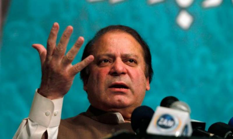 PM Nawaz to perform ground-breaking of Sialkot-Lahore Motorway today