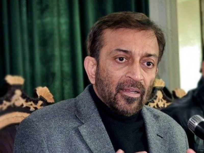 LIVE:Farooq Sattar addresses press conference