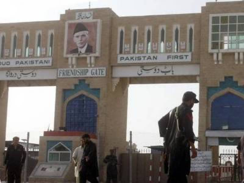 Pak-Afghan Chaman border closed on 6th day