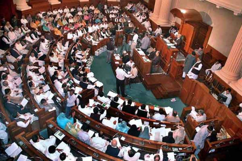 Punjab assembly passes resolution against Altaf Hussain