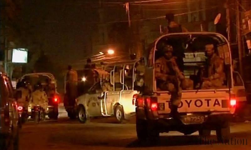 Rangers breaks into Nine Zero; detains party workers