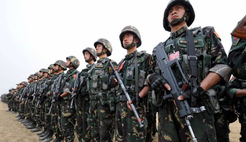 China will train Syrian troops to bolster military ties