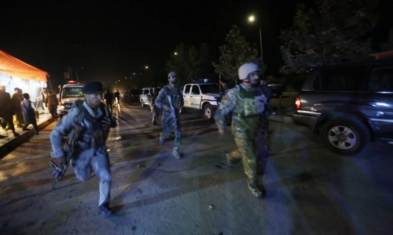 Kabul: 12 killed, 44 injured in American University attack