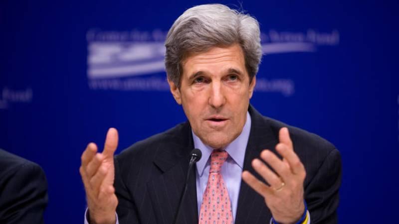 Kerry to visit India, Bangladesh next week