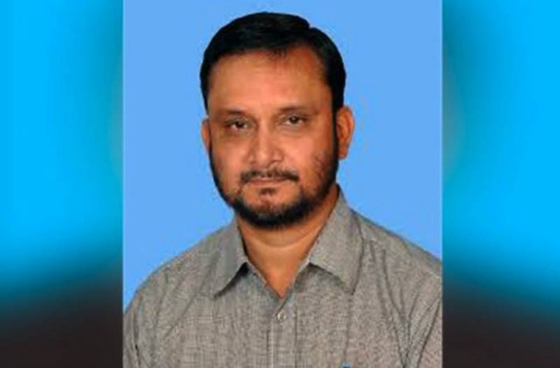 MQM's Asif Hasnain arrested by Sindh Rangers