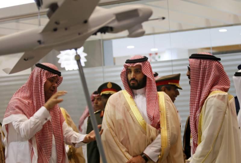 Saudi Arabia's 'Mr Everything' to visit Pakistan today