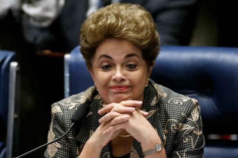 Brazil's Senate ousts Rousseff of presidency in impeachment vote