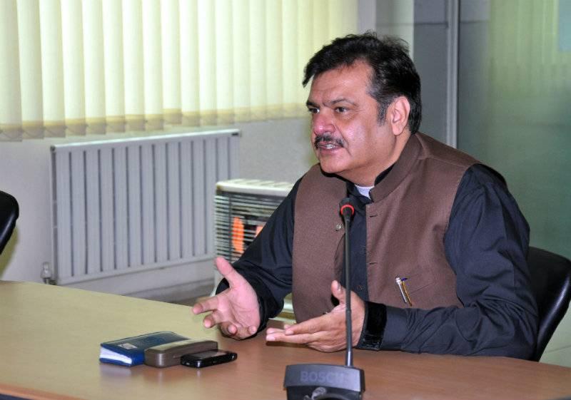 CPEC will promote humanitarian development in Pakistan: Saeed Elahi