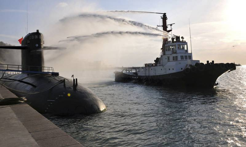 Pakistan Navy to get eight submarines from China by 2028