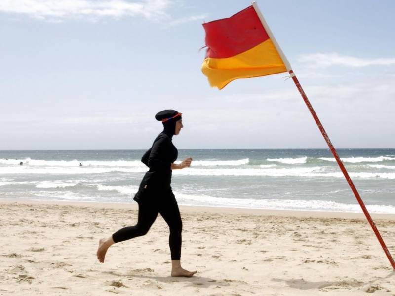UN welcomes French court's ruling on burkini ban