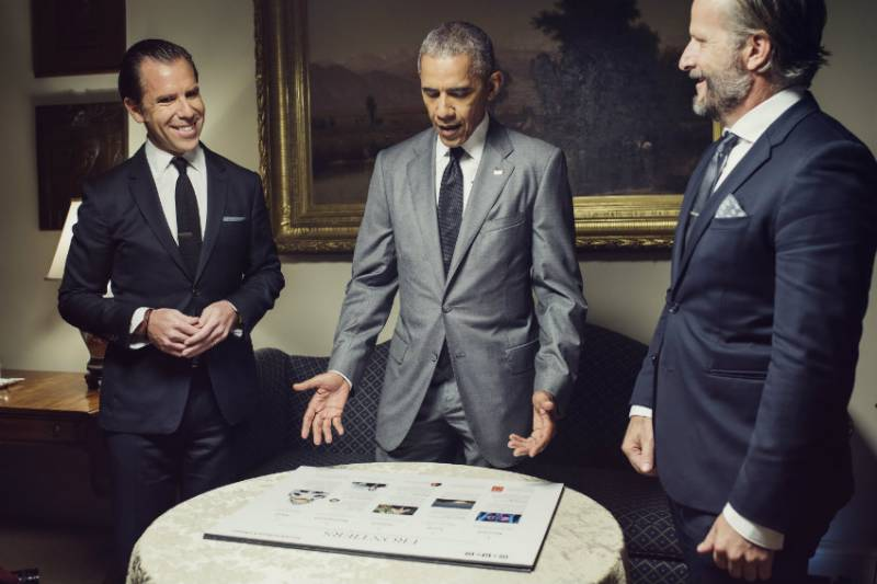 US President Obama to guest-edit November issue of Wired magazine