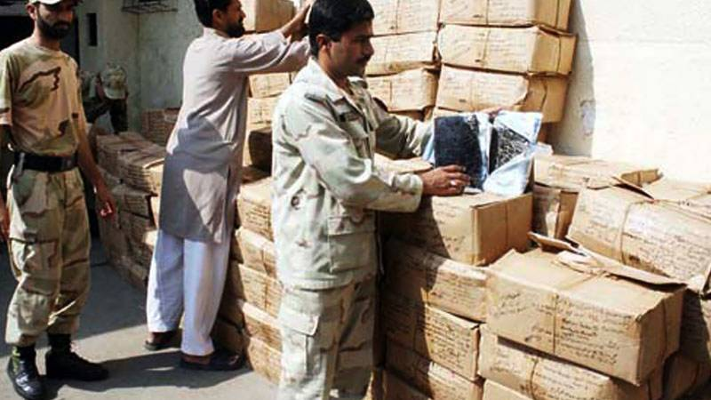 ANF seizes over 1.4 tons of narcotics