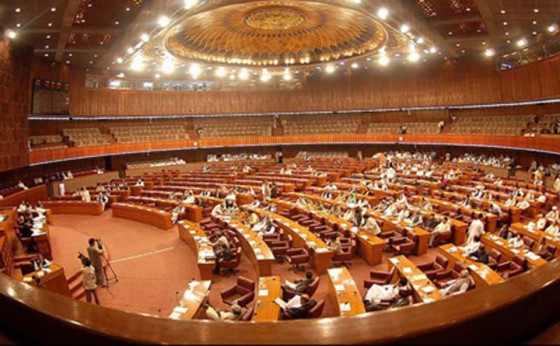 National Assembly to meet on Friday