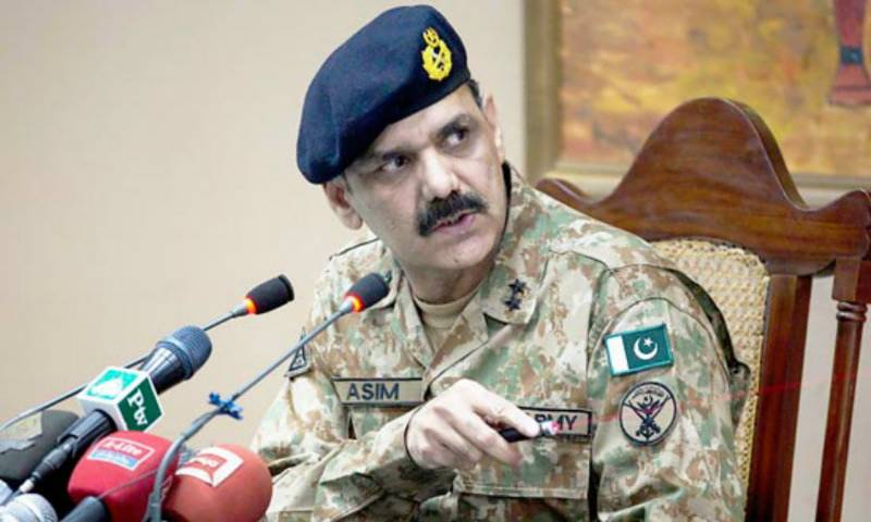 No good or bad Taliban: Pak Army launched indiscriminate action against terrorists, says DG ISPR