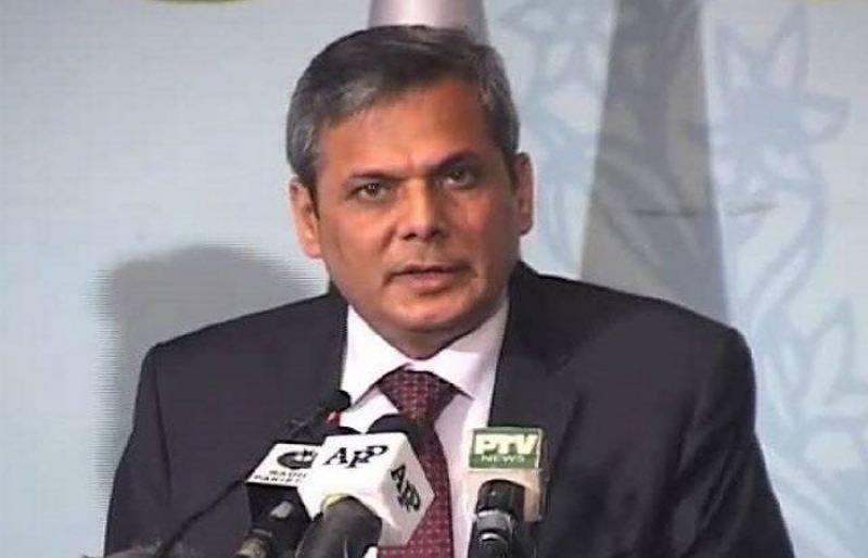 Pakistan will not accept any pre-condition for talks on Kashmir: FO