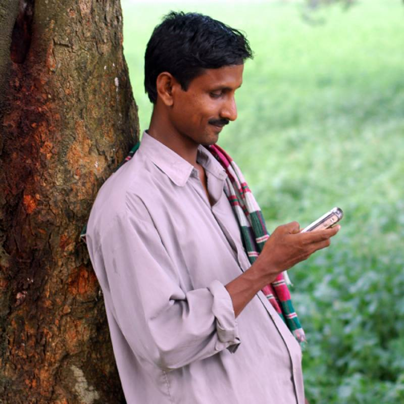 Punjab farmers to get five million smartphones for free agricultural alerts