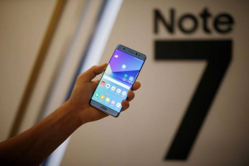 Samsung Galaxy Notes hit by reports of exploding batteries