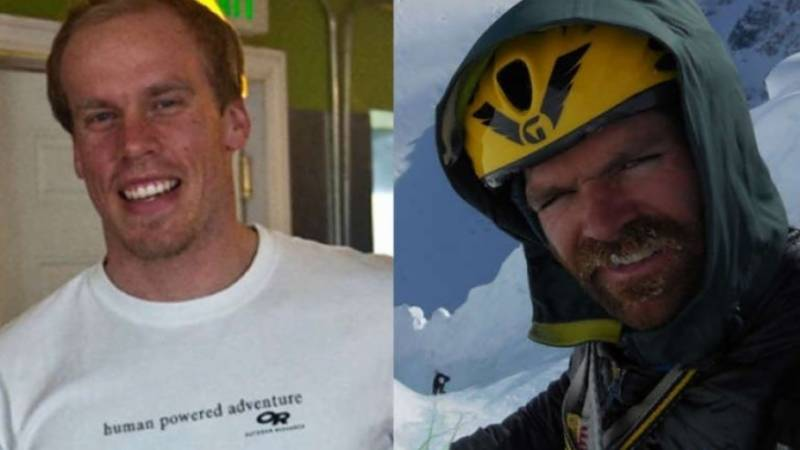 Two American mountaineers go missing in northern Pakistan