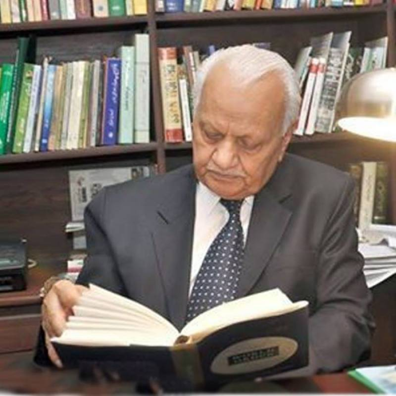Veteran journalist Zahid Malik passes away