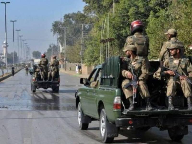 Four suicide bombers killed as Pak Army foils massive terrorist attack near Peshawar