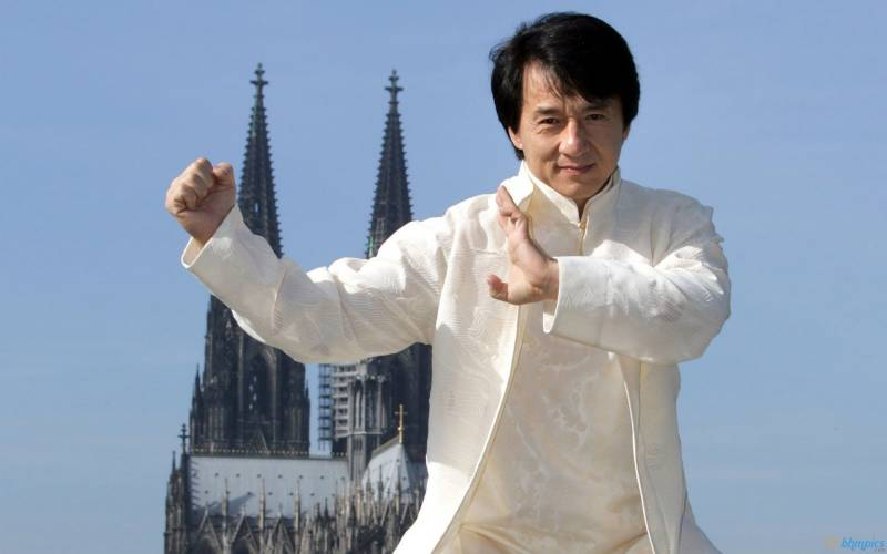 Martial arts giant Jackie Chan to receive honorary Oscar