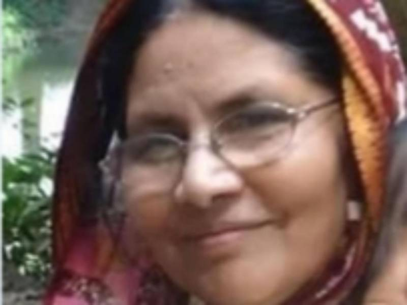 Muslim woman stabbed to death in an alleged hate crime