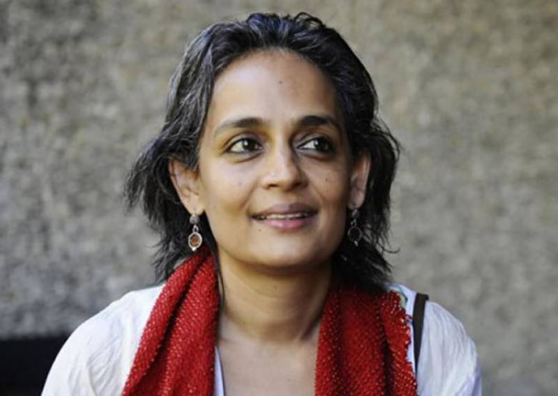 Punjab Assembly mulls over inviting Arundhati Roy to talk on Kashmir issue