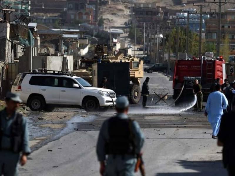 Twin blasts in Mardan leave 18 injured
