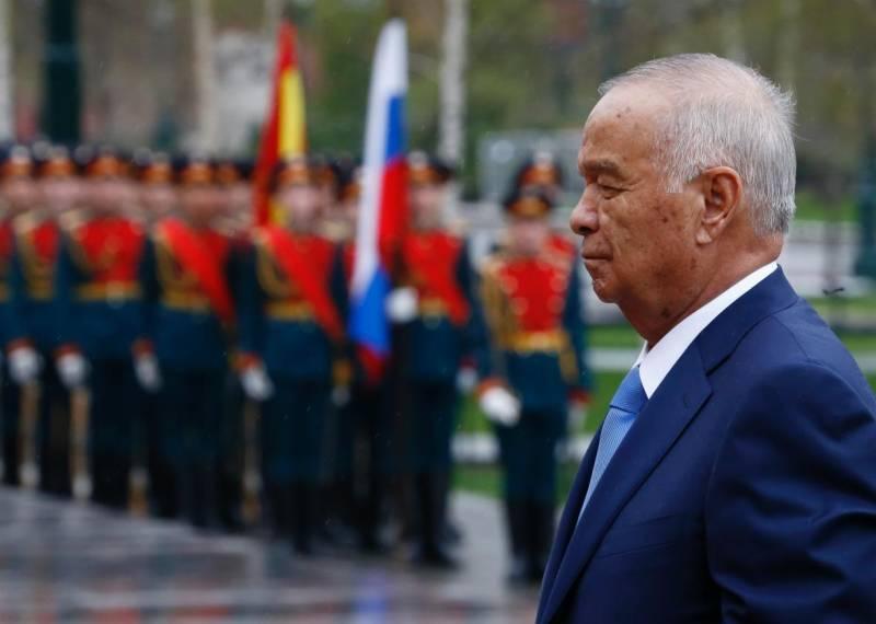 Uzbekistan's president dies at 79