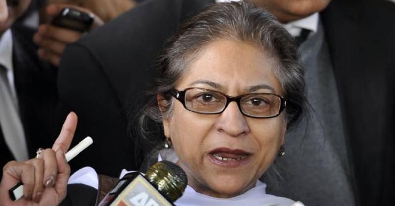 Asma Jahangir hits out at PM Modi over Kashmir unrest