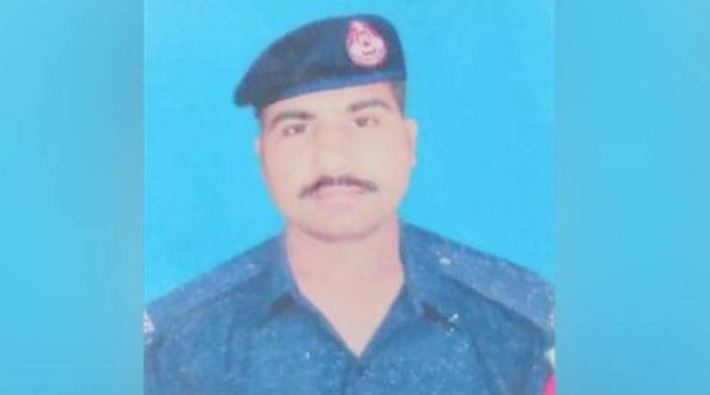 Meet the policeman who gave his life to stop Mardan attacker