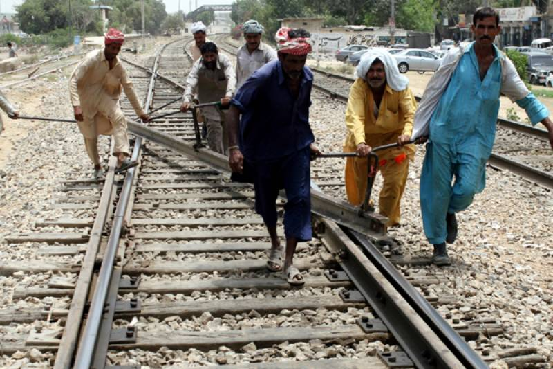Pakistan Railways to upgrade existing tracks under CPEC
