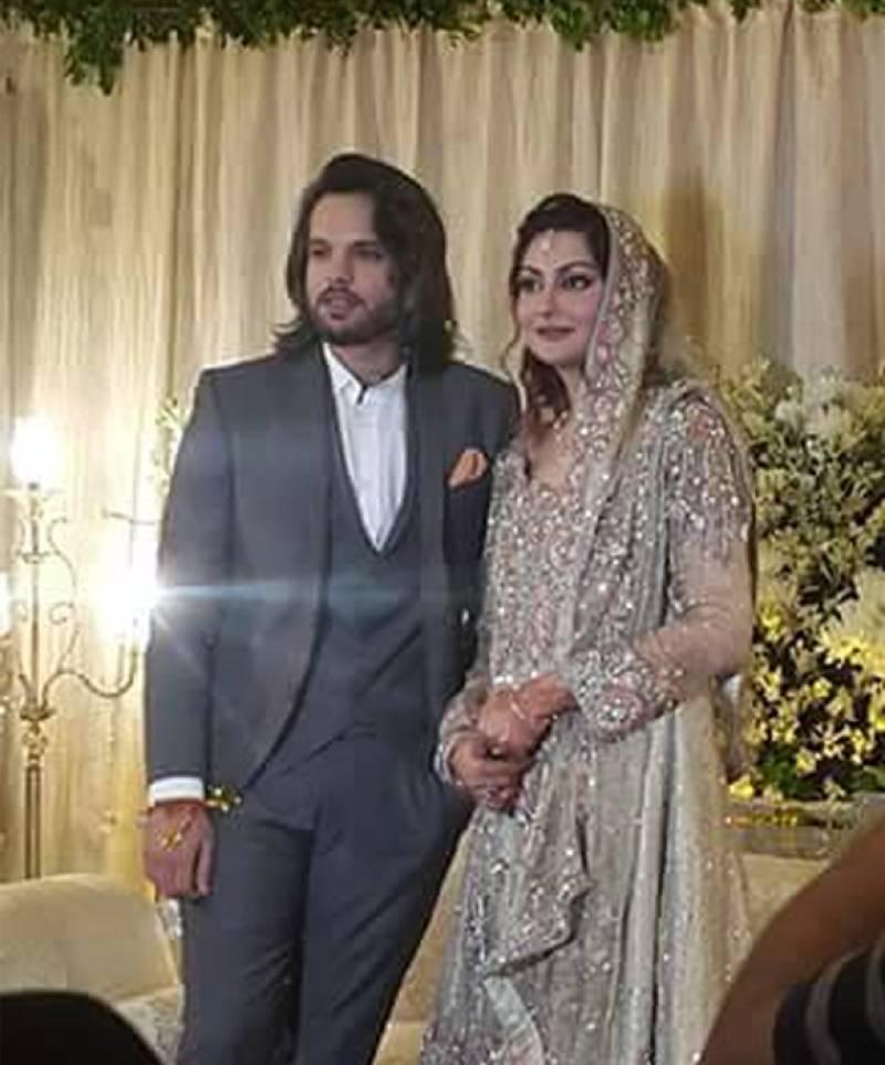 PHOTOS: Nouman Javaid marries actress Jana Malik in Lahore