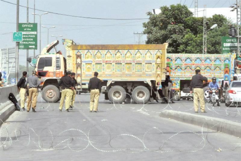 'Politics of container': Pregnant woman dies inside ambulance on Rawalpindi road
