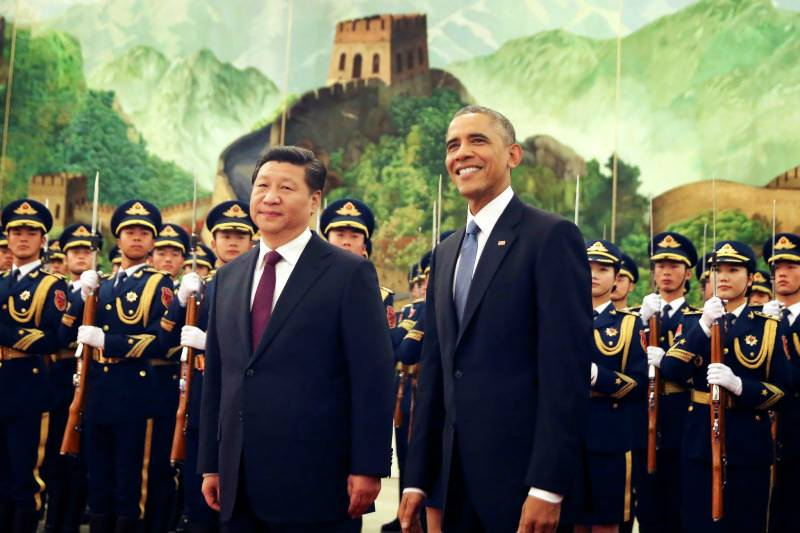 'Transforming the planet': US and China ratify Paris climate deal