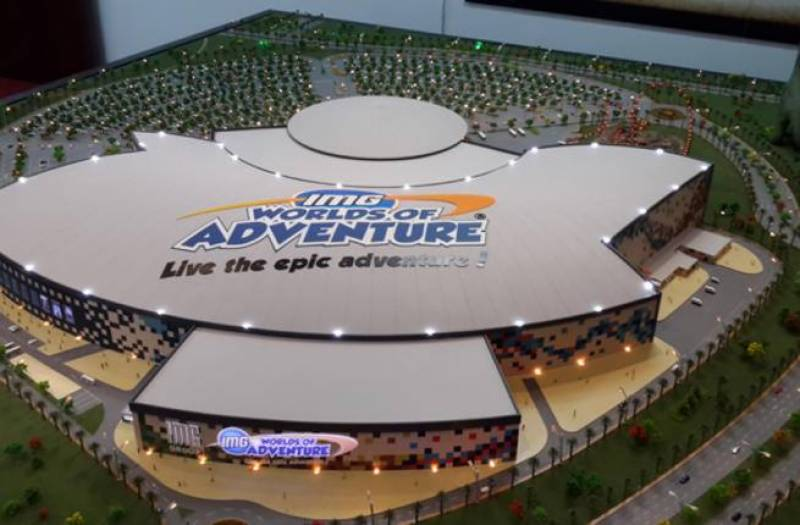 World's largest indoor theme park opens in Dubai, have a look at what's inside