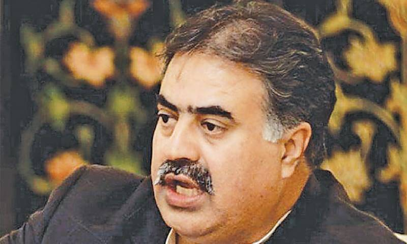 No place for foreign stooges in Balochistan, says CM Zehri