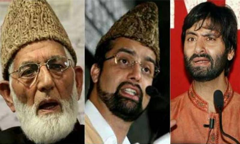 APHC leadership refuses to meet visiting Indian team