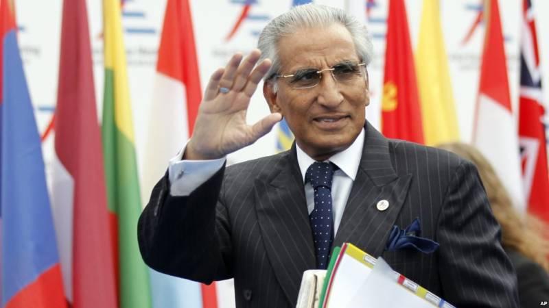 Belarus, Kazakhstan assure Pakistan for NSG membership: Tariq Fatemi