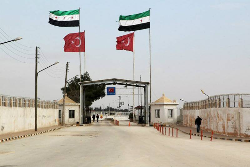 Daesh 'driven out' from Turkey-Syria border