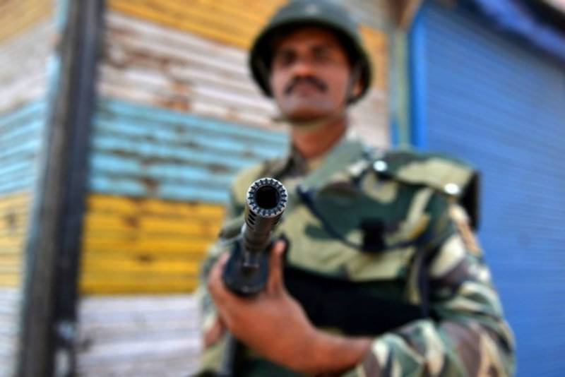 Day 59: Indian forces plan to use chilli-based shells to suppress Kashmir unrest