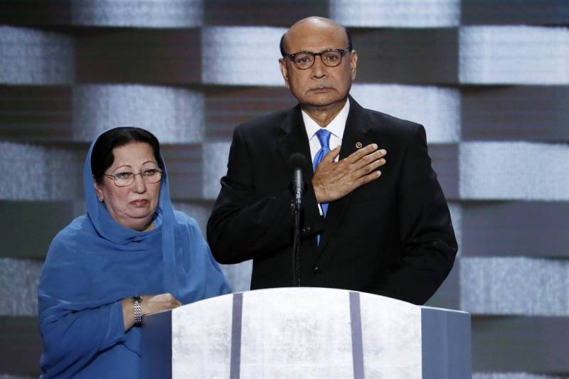 DNC speaker who took the US by storm, Khizr Khan, warns of a grave danger to American Muslim