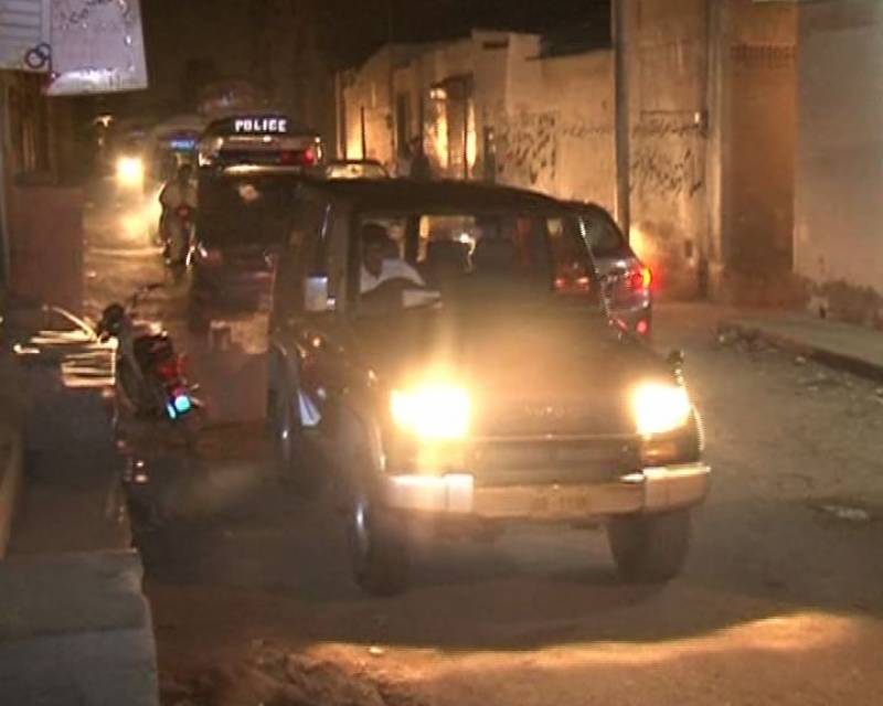 KARACHI: 33 suspects arrested in an overnight operation