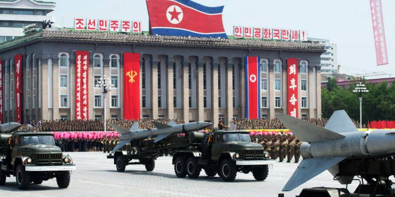 North Korea fires three ballistic missiles into Japan's air defence zone