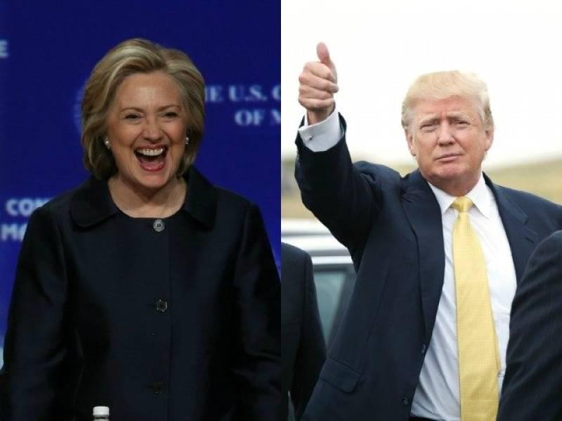 Trump, Hillary in 'virtual tie' in latest polls
