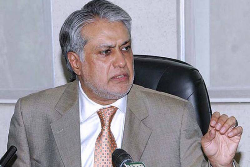 Dar rejects PTI Chief's allegations against Chairman FBR