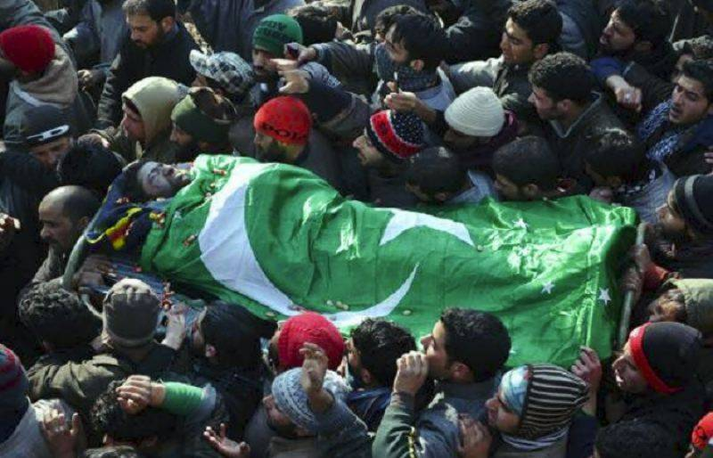 Day 61: Indian forces martyr two more students, death toll soars to 91