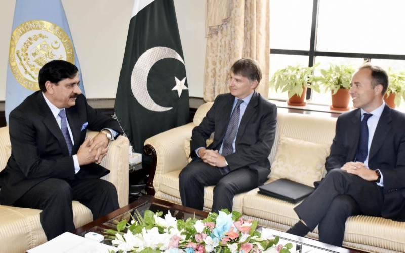 Pakistan making efforts for peace in Afghanistan: Nasser Janjua
