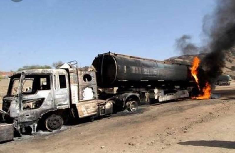 Three killed as oil tanker wreaks havoc in Karachi